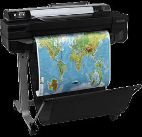 HP Designjet T520 610 mm