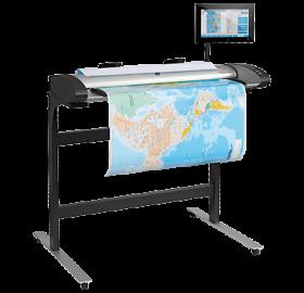 HP Designjet SD Pro Tarayıcı